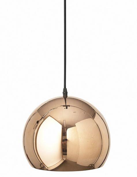 Dot hanglamp Hala koper