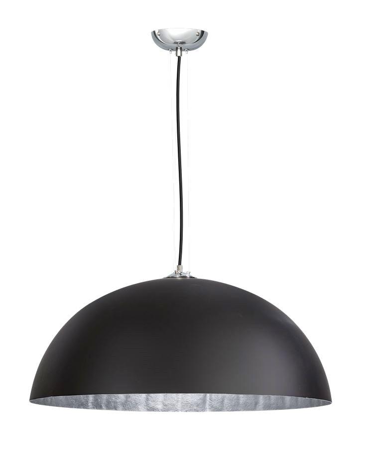 Mezzo Krijt hanglamp ETH zwart/zilver � 70cm