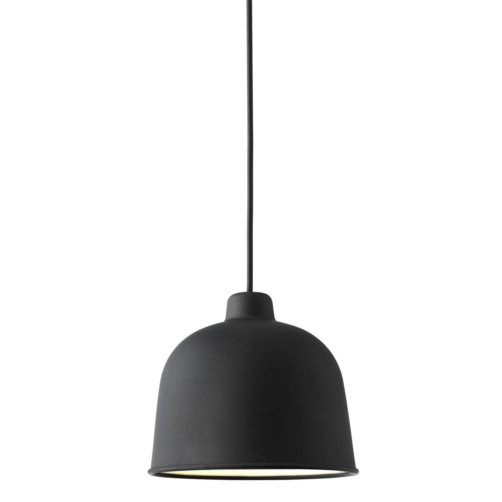 Grain hanglamp Muuto zwart