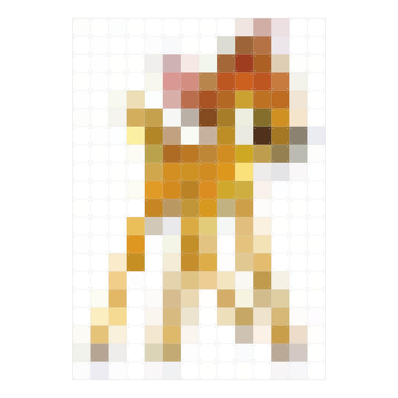 OP = OP - Pixel wanddecoratie Ixxi bambi 200x140cm