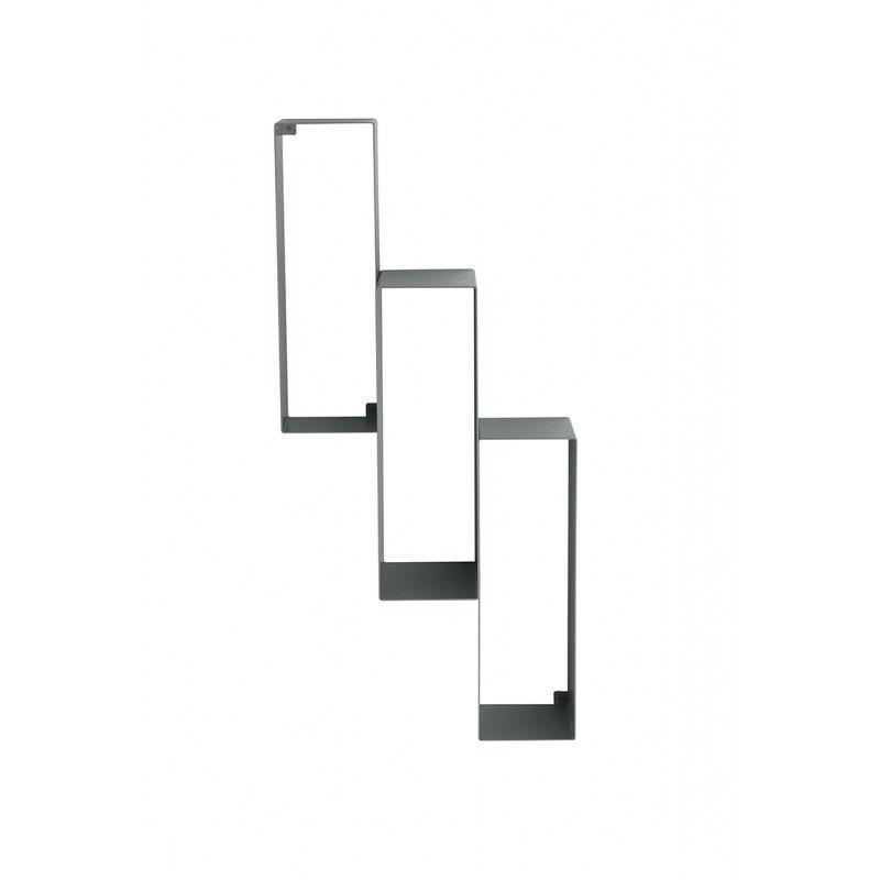 Mason wandkast Design on Stock steelblue