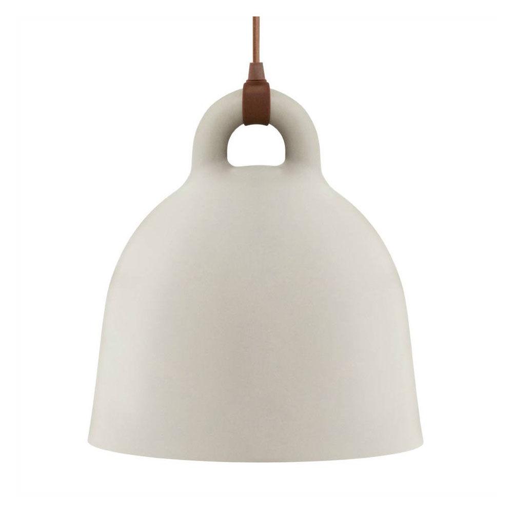 Bell hanglamp Normann Copenhagen middel zand