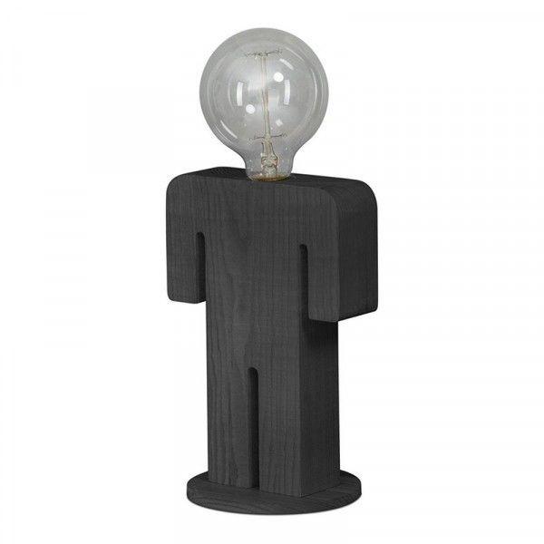 OUTLET - Family tafellamp ETH Adam grijs