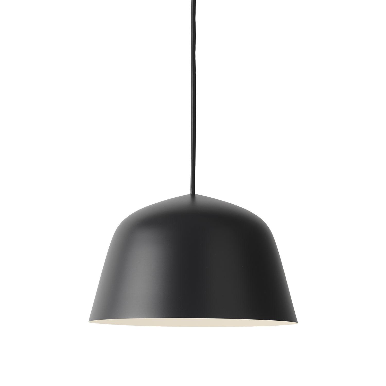 Ambit hanglamp Muuto �25 zwart
