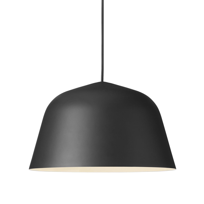 Ambit hanglamp Muuto �40 zwart
