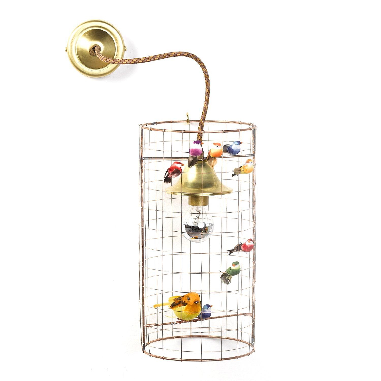 Volière wandlamp Challières