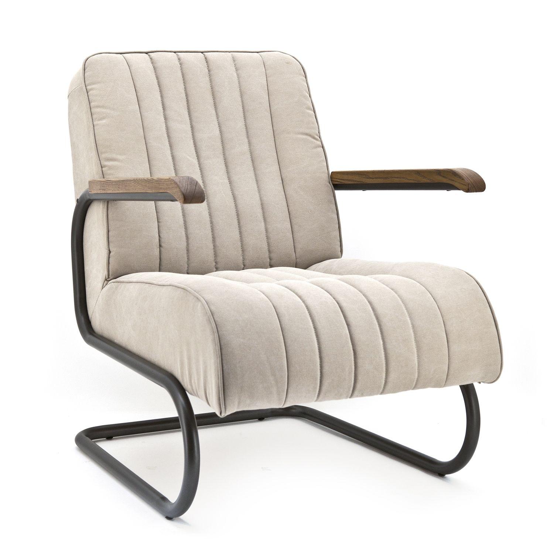 Arthur fauteuil Eleonora beige