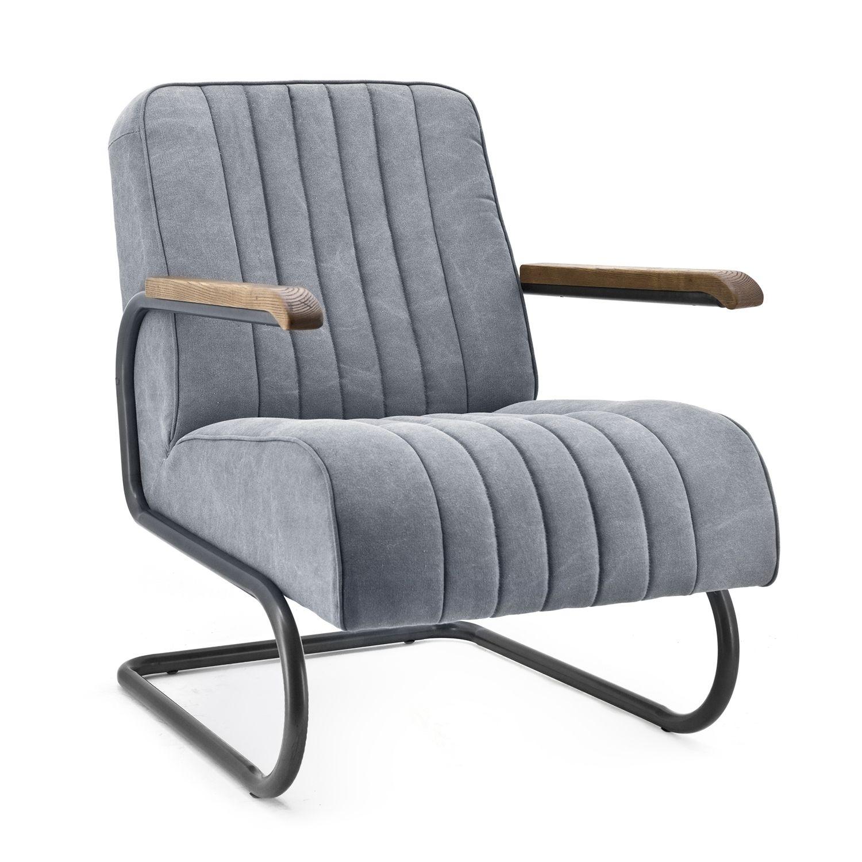 Arthur fauteuil Eleonora grijs