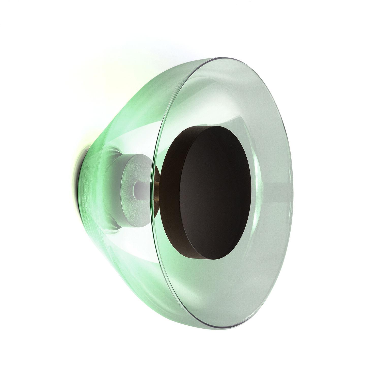 Aura wandlamp Marset groen