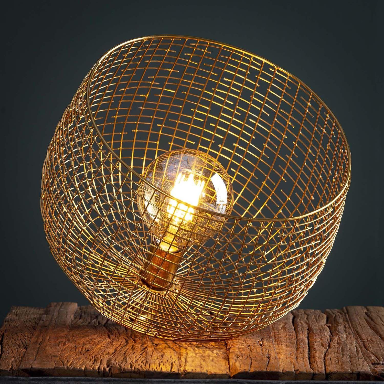 Basket tafellamp Kay Ø39