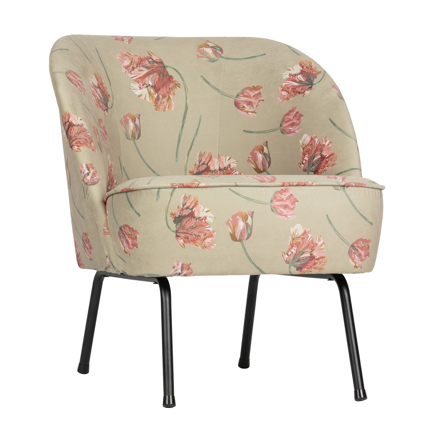 Vogue fauteuil BePureHome rococo agave