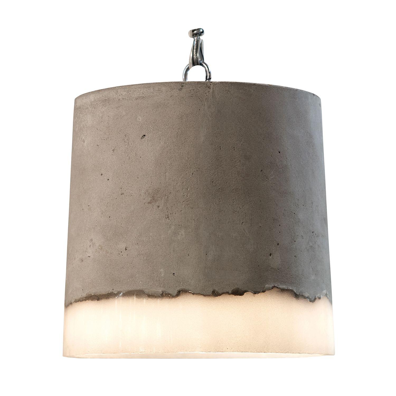 Beton hanglamp Serax large