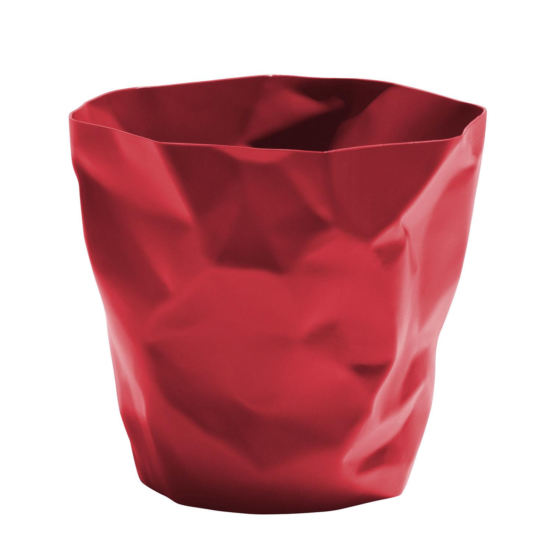 BinBin prullenbak Essey rood