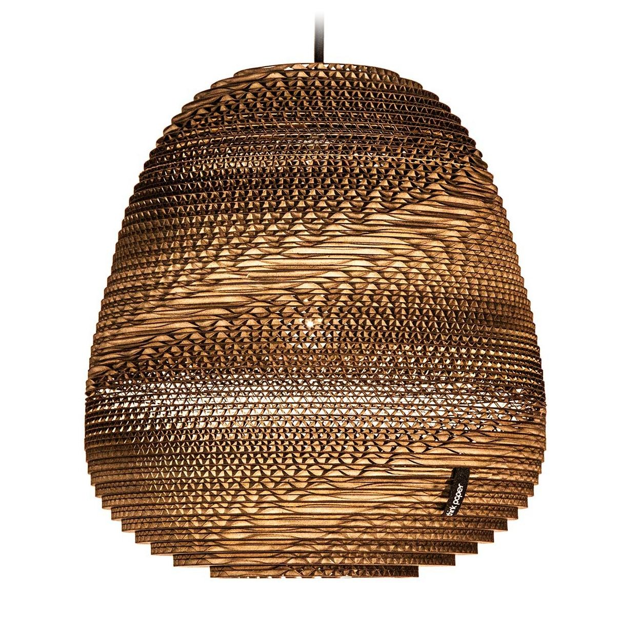 Binky hanglamp Think Paper Ø29
