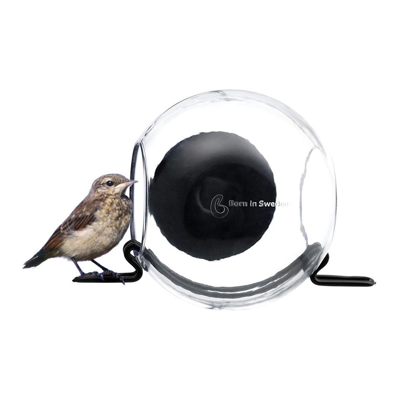 Birdfeeder vogelhuisje Born in Sweden