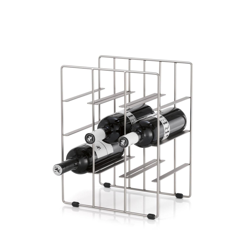 Pilare wijnrek Blomus RVS - 9 flessen