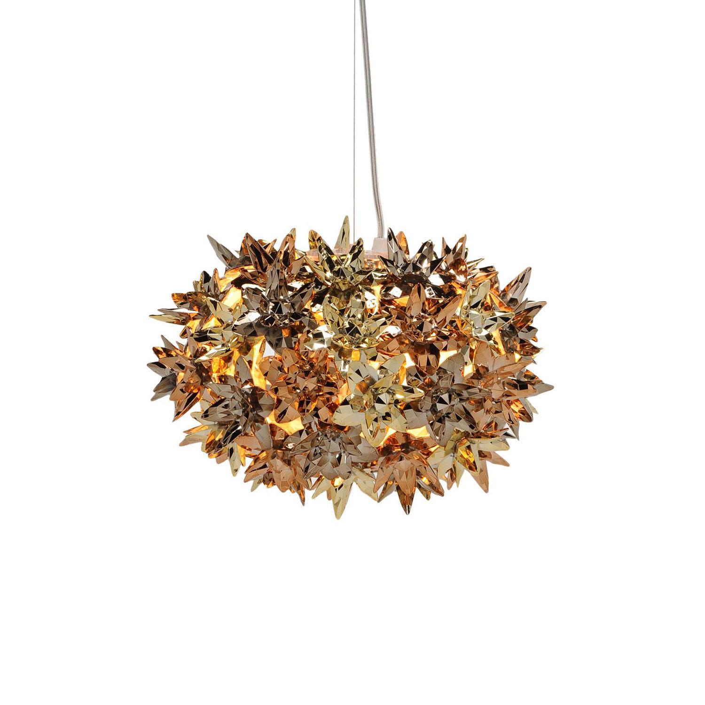 Bloom hanglamp Kartell Ø28 metal melange