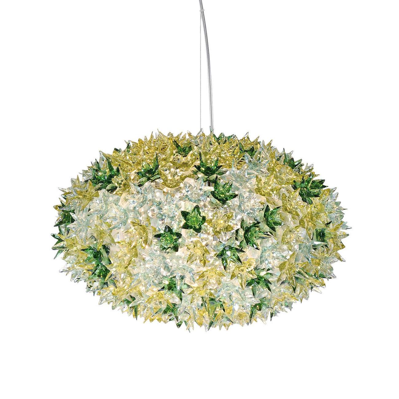 Bloom hanglamp Kartell Ø53 mint