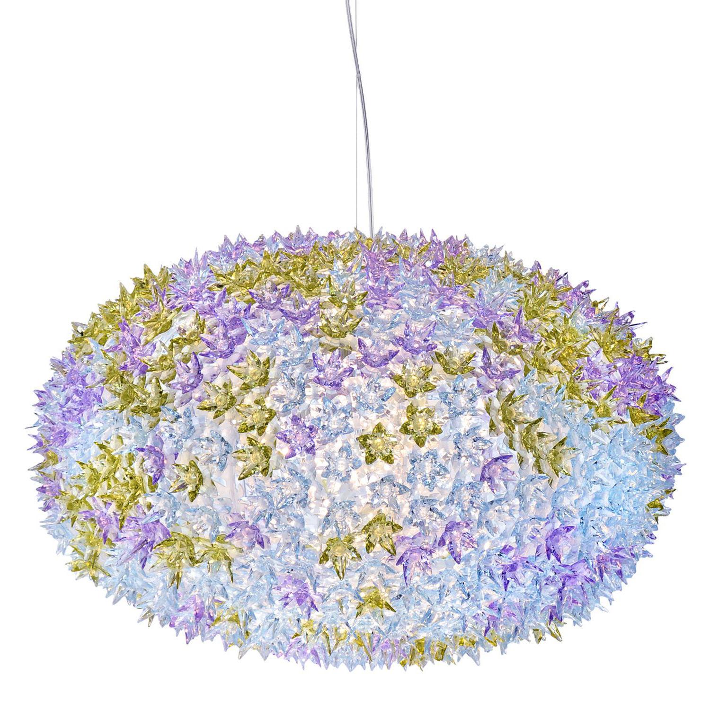 Big Bloom hanglamp Kartell Ø80 lavendel