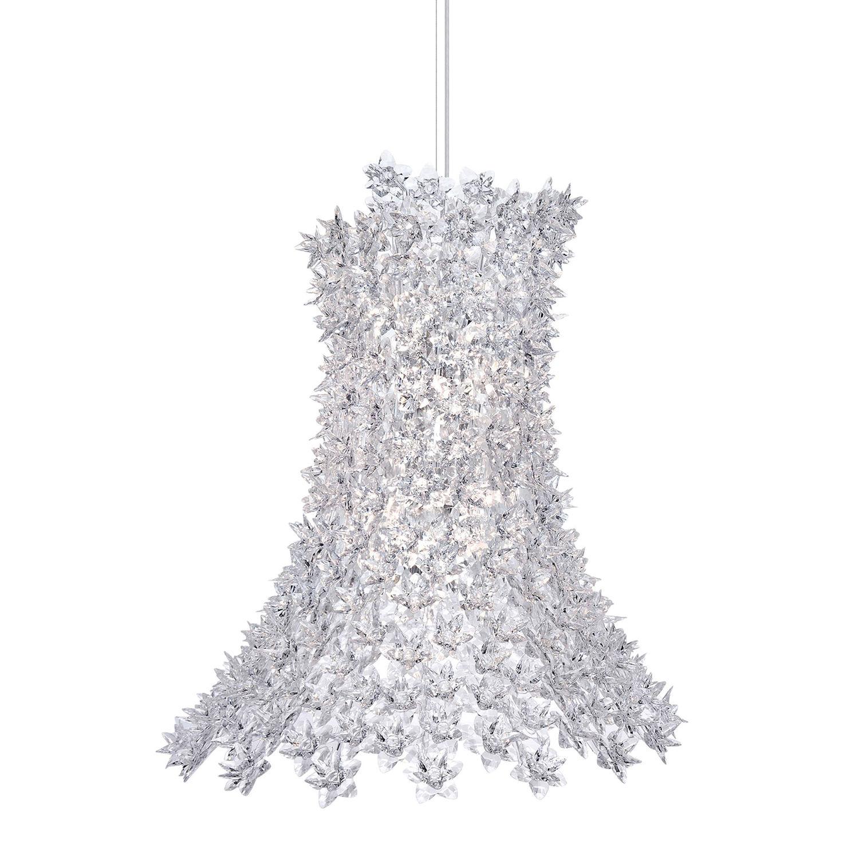 Bloom hanglamp Kartell kristal