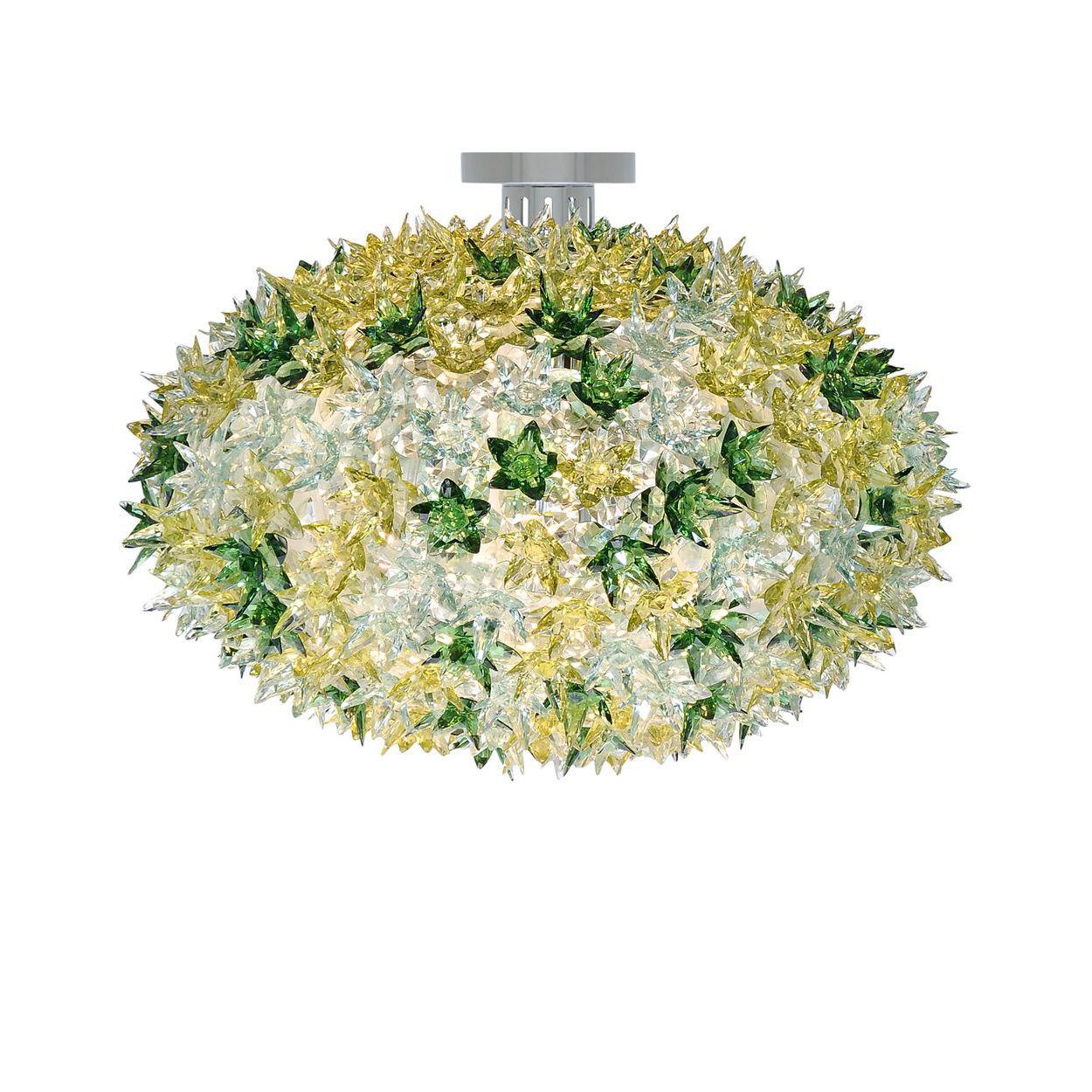 Bloom plafondlamp Kartell mint