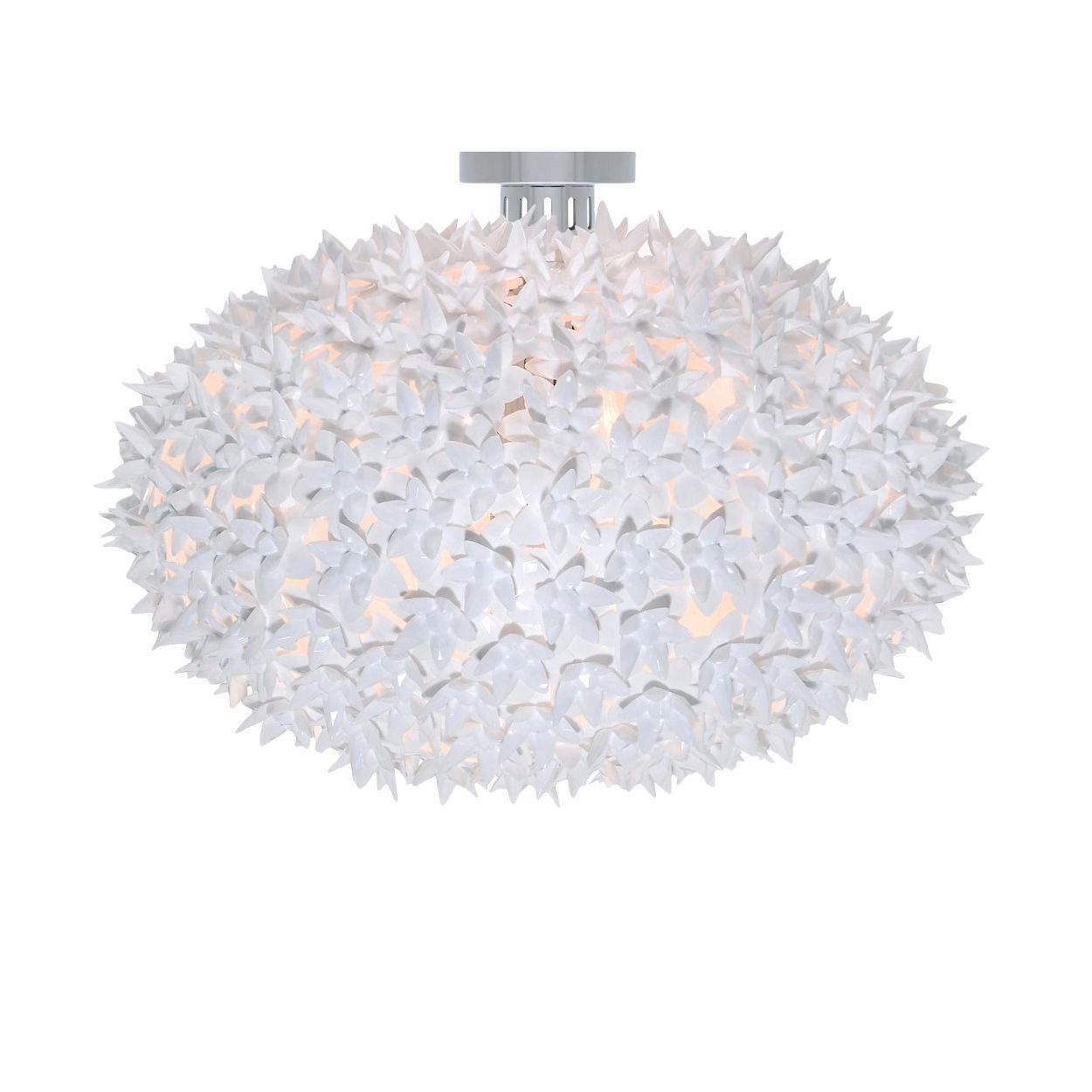 Bloom plafondlamp Kartell wit
