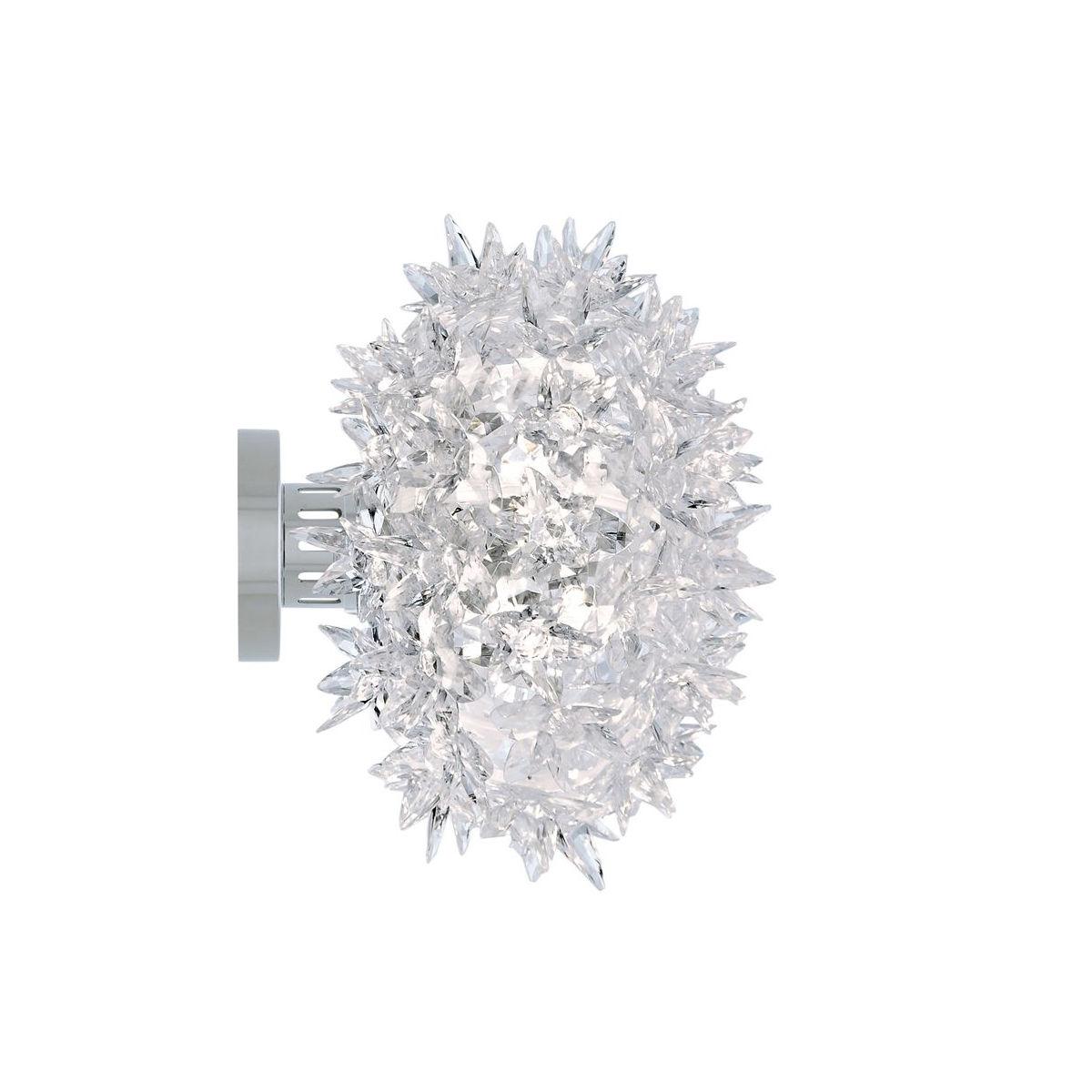 Bloom wandlamp Kartell kristal