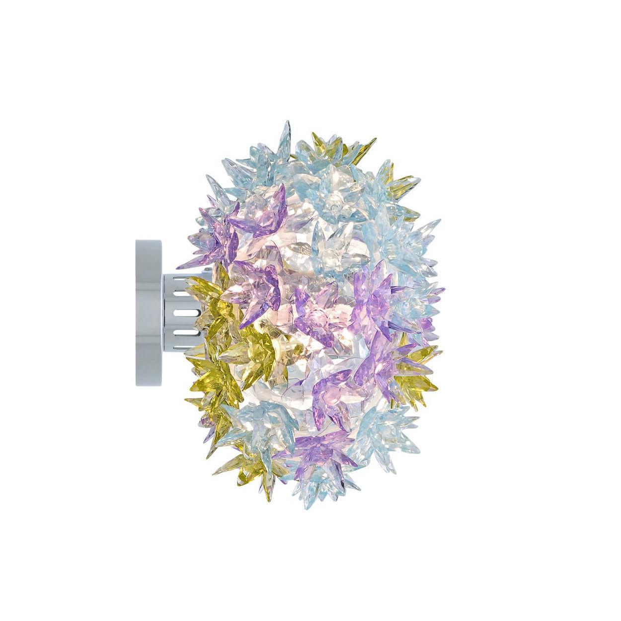 Bloom wandlamp Kartell lavendel