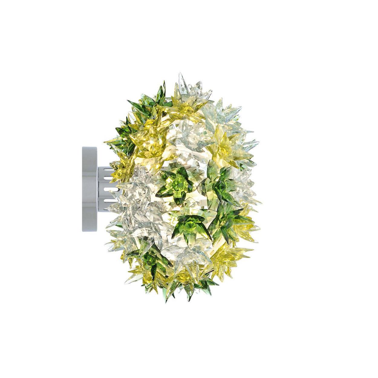 Bloom wandlamp Kartell mint