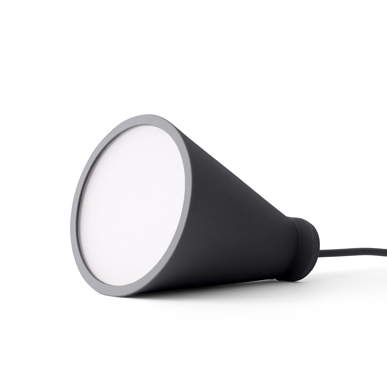 Bollard tafellamp Menu carbon