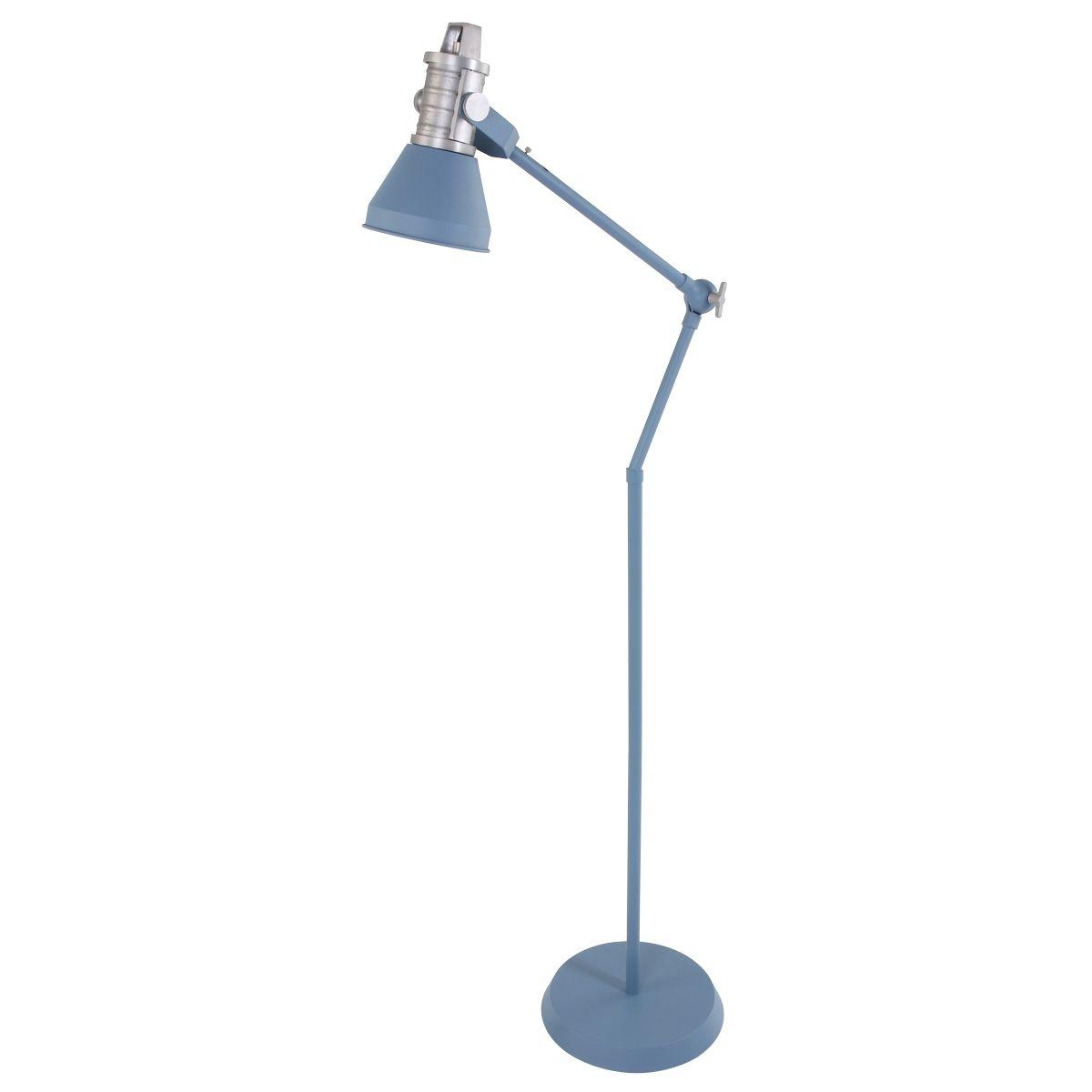 Brusk vloerlamp Anne Lighting blauw