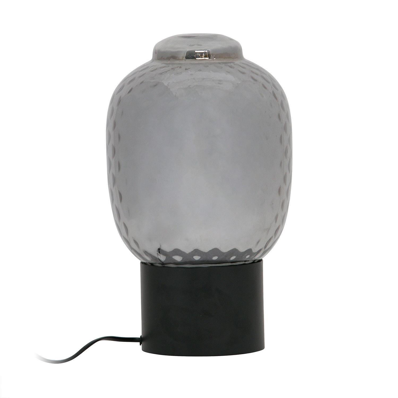 Bubble tafellamp BePureHome XL zwart