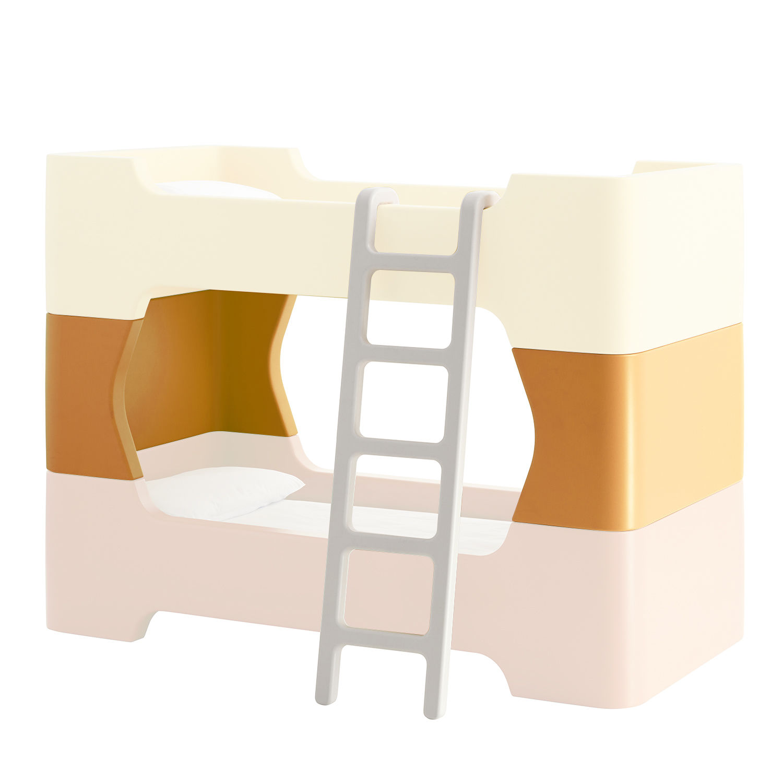 Bunky ladder + middenstuk Magis Me Too oranje