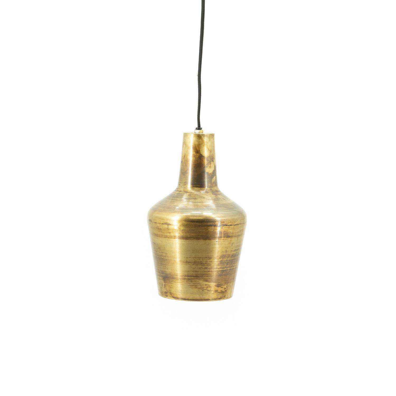 Wattson 3 hanglamp By-Boo goud