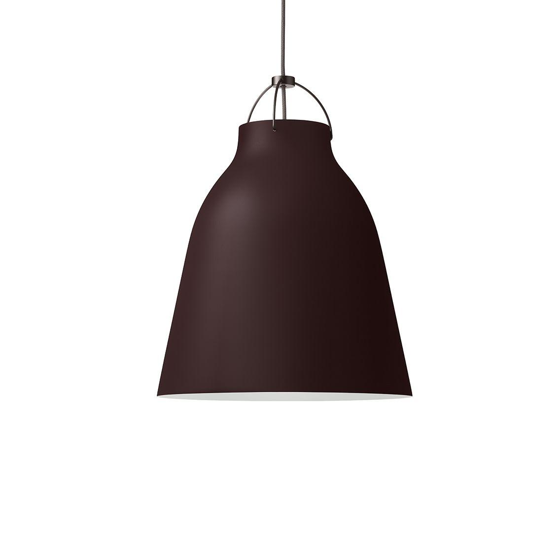 Caravaggio hanglamp Lightyears Ø16 Dark Sienna