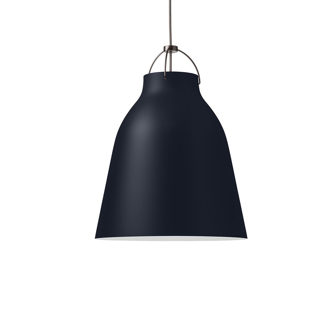 Caravaggio hanglamp Lightyears Ø16 Dark Ultramarine