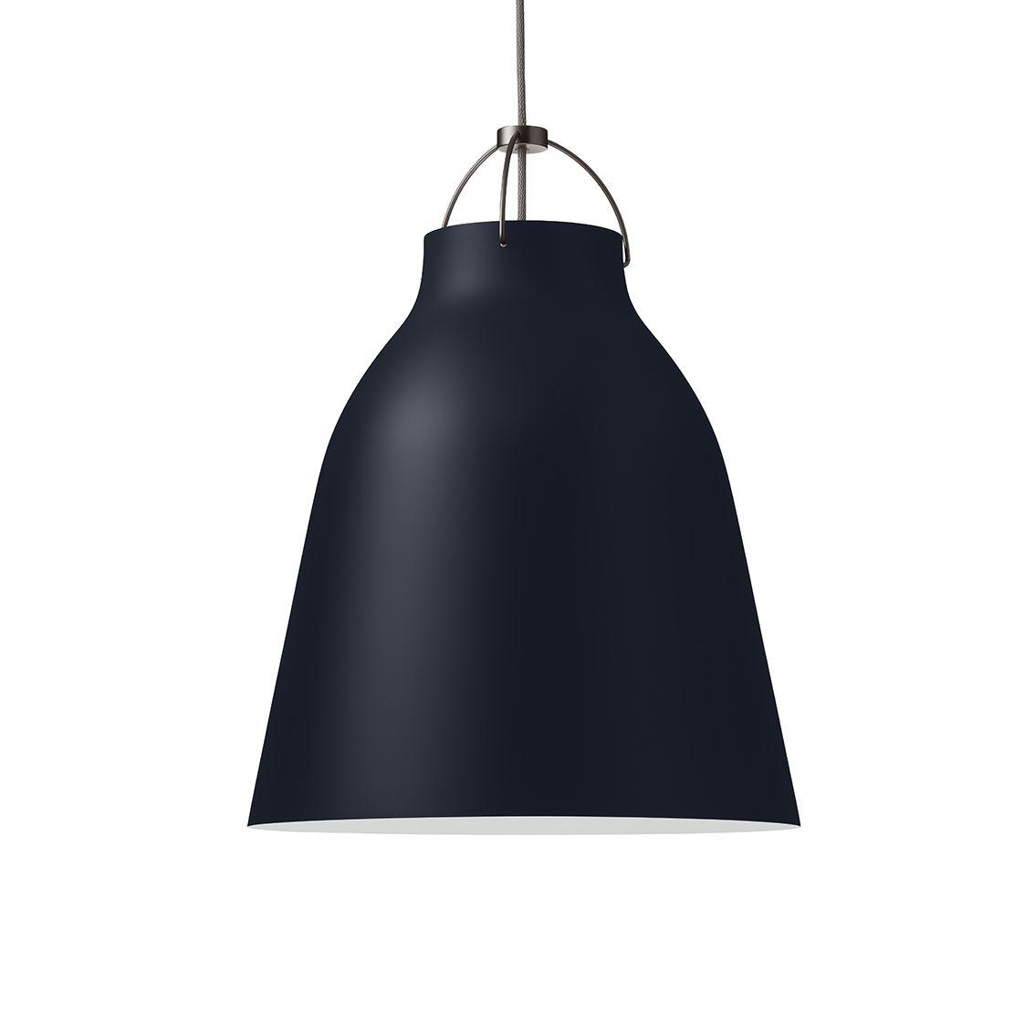 Caravaggio hanglamp Lightyears Ø26 Dark Ultramarine