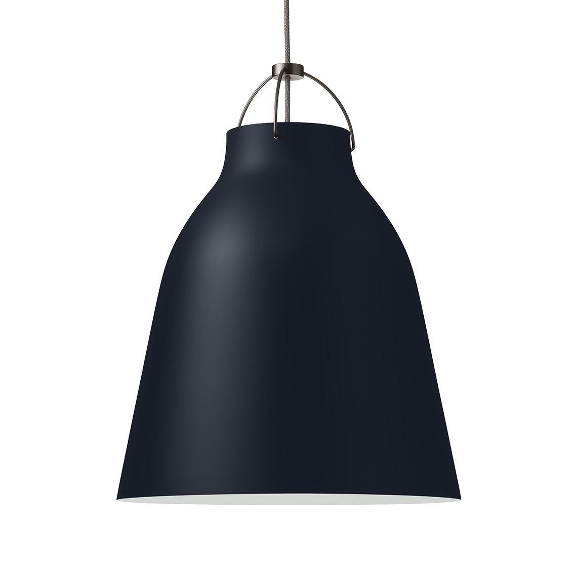 Caravaggio hanglamp Lightyears Ø40 Dark Ultramarine