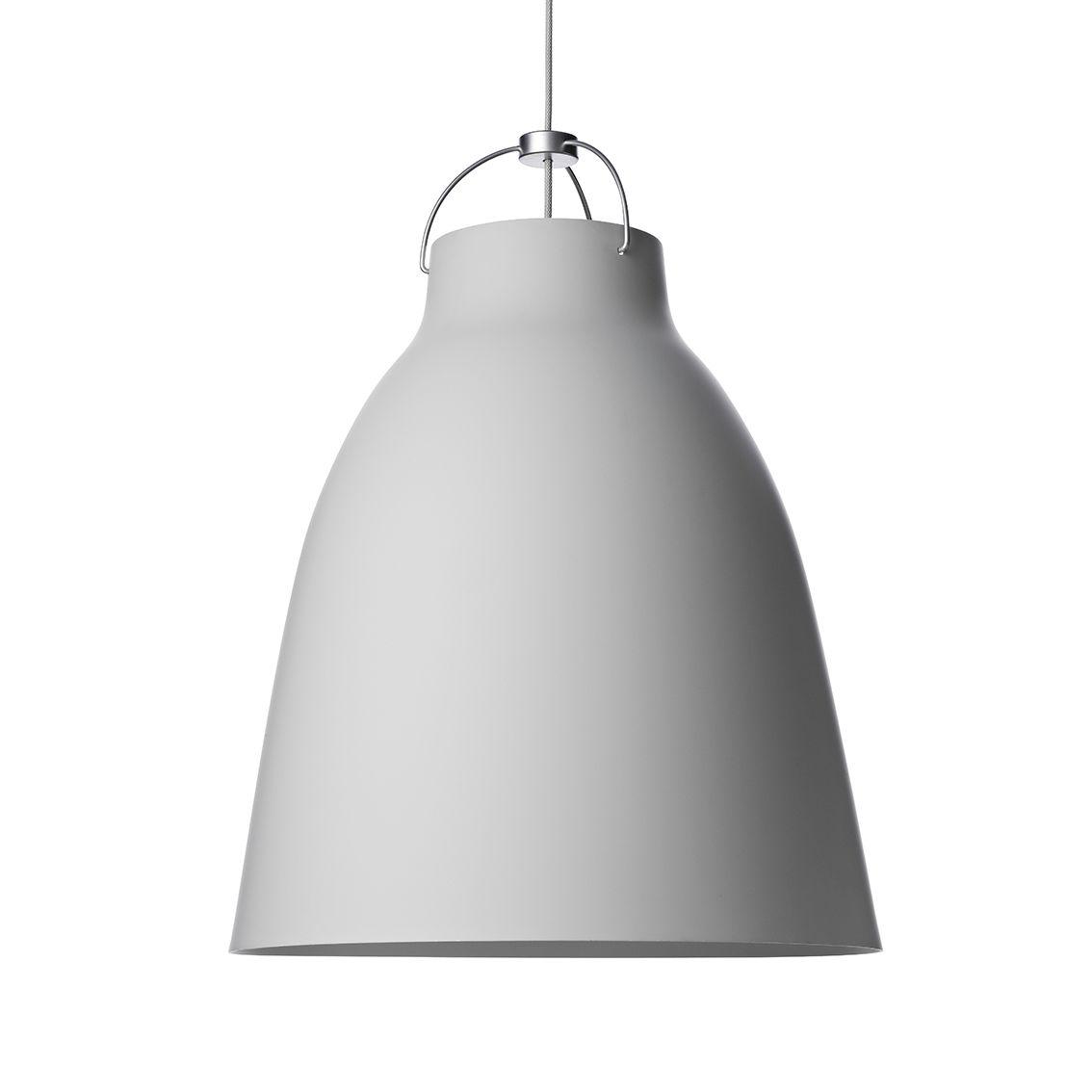 Caravaggio hanglamp Lightyears Ø40 mat grijs 25
