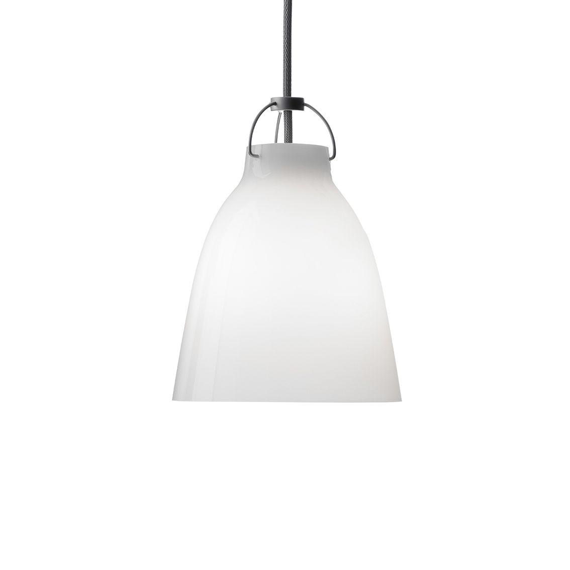 Caravaggio hanglamp Lightyears Ø11 opaal