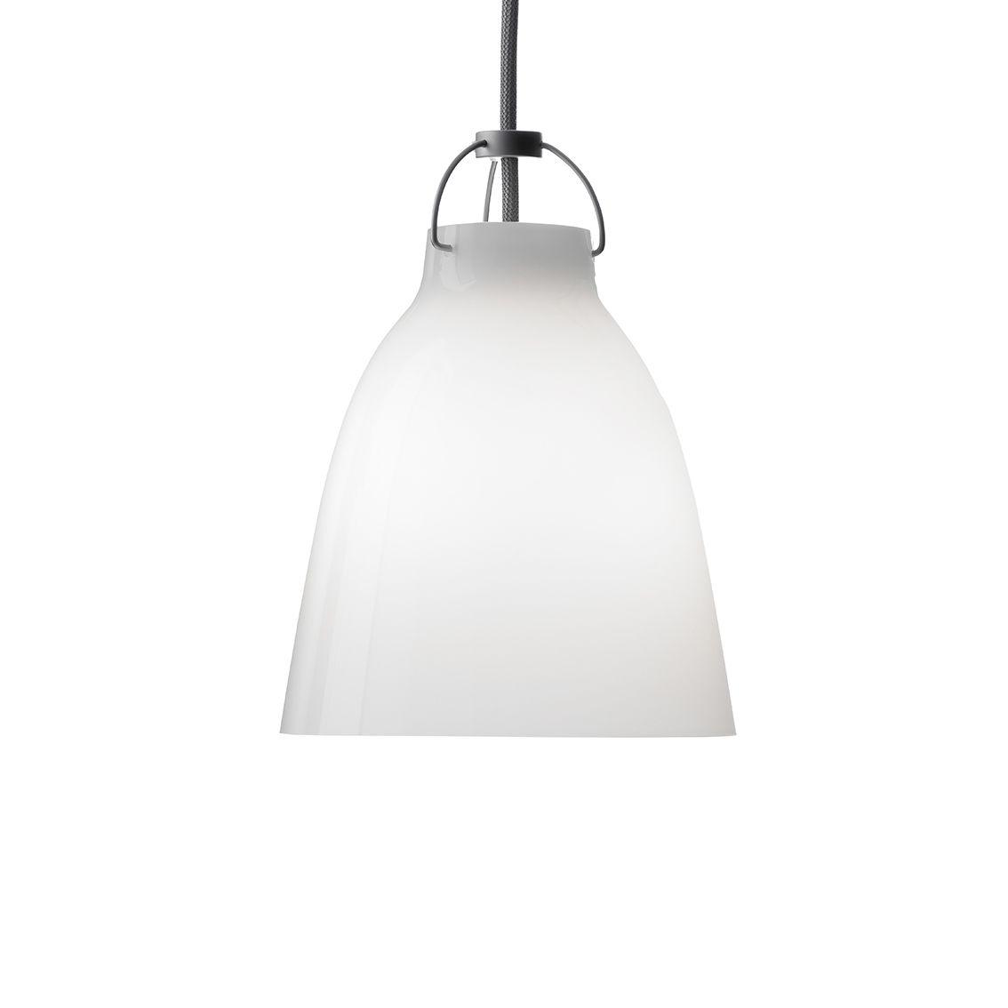 Caravaggio hanglamp Lightyears Ø16 opaal