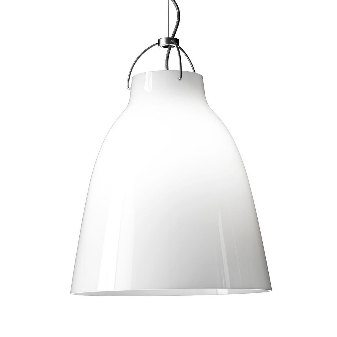 Caravaggio hanglamp Lightyears Ø40 opaal