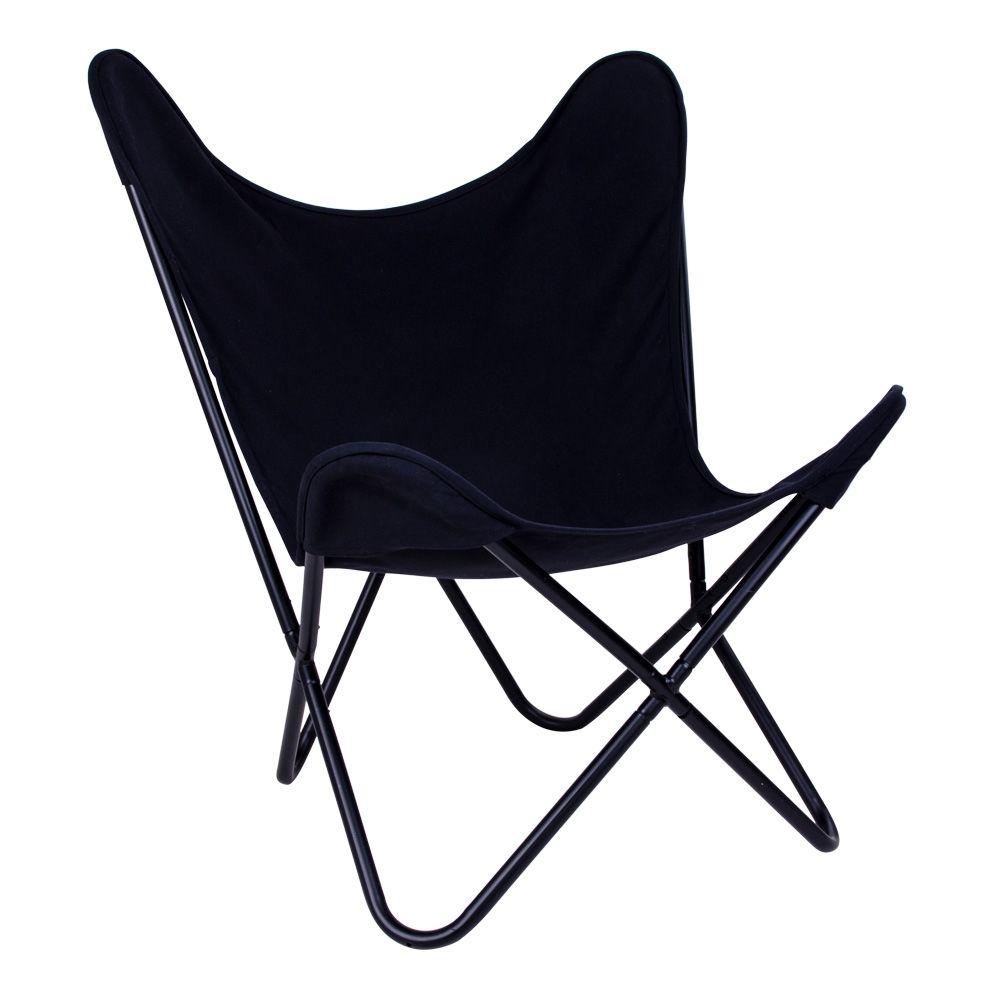 Como fauteuil House Nordic zwart