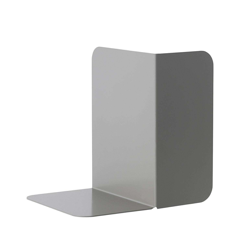Compile boekensteun Muuto grijs