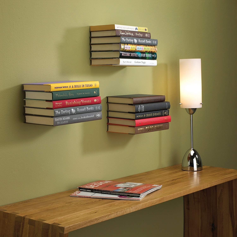 Conceal zwevende boekenplank Umbra klein