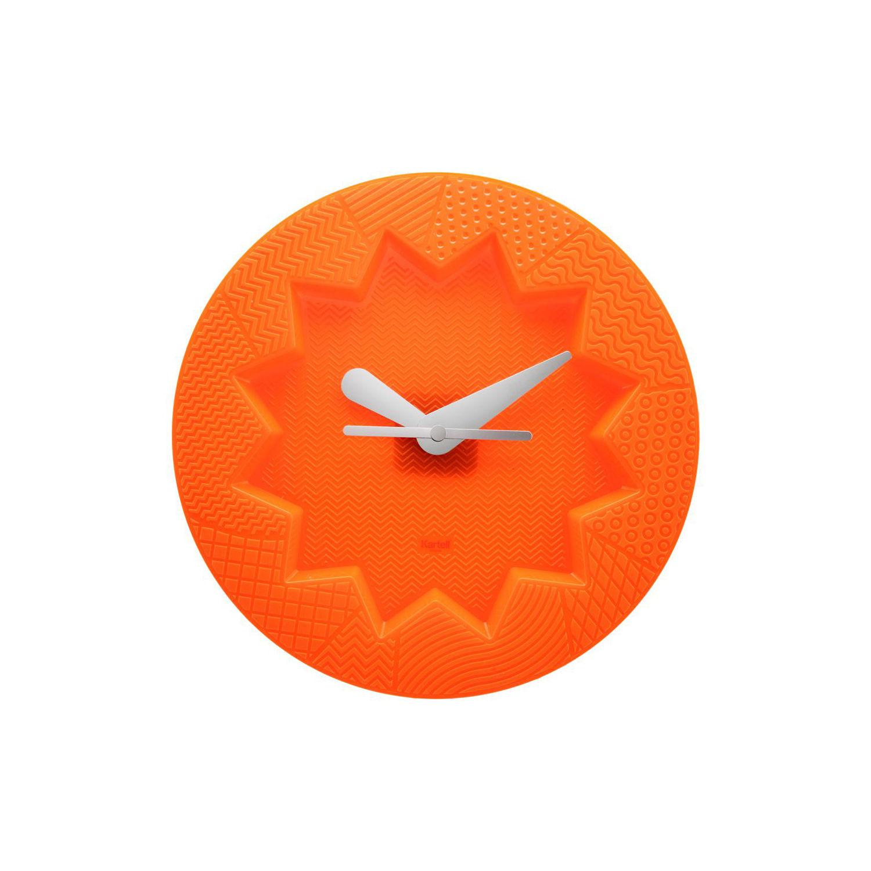 OUTLET - Crystal Palace klok Kartell oranje