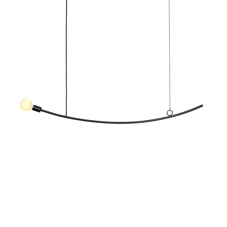 Curved hanglamp Serax