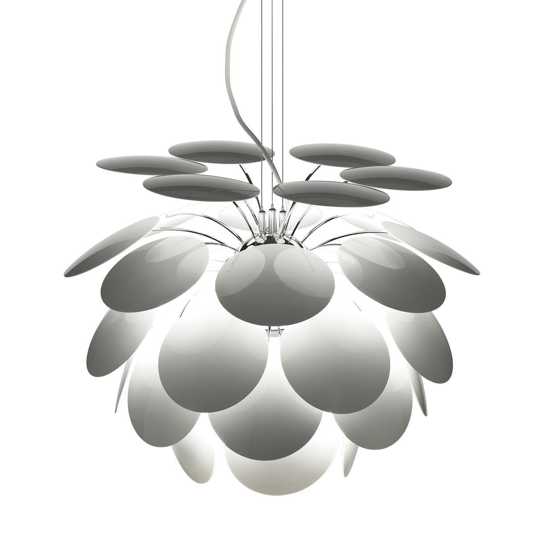 Discocó hanglamp Marset Ø132 - wit
