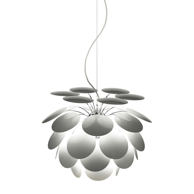 Discocó hanglamp Marset Ø53 - wit