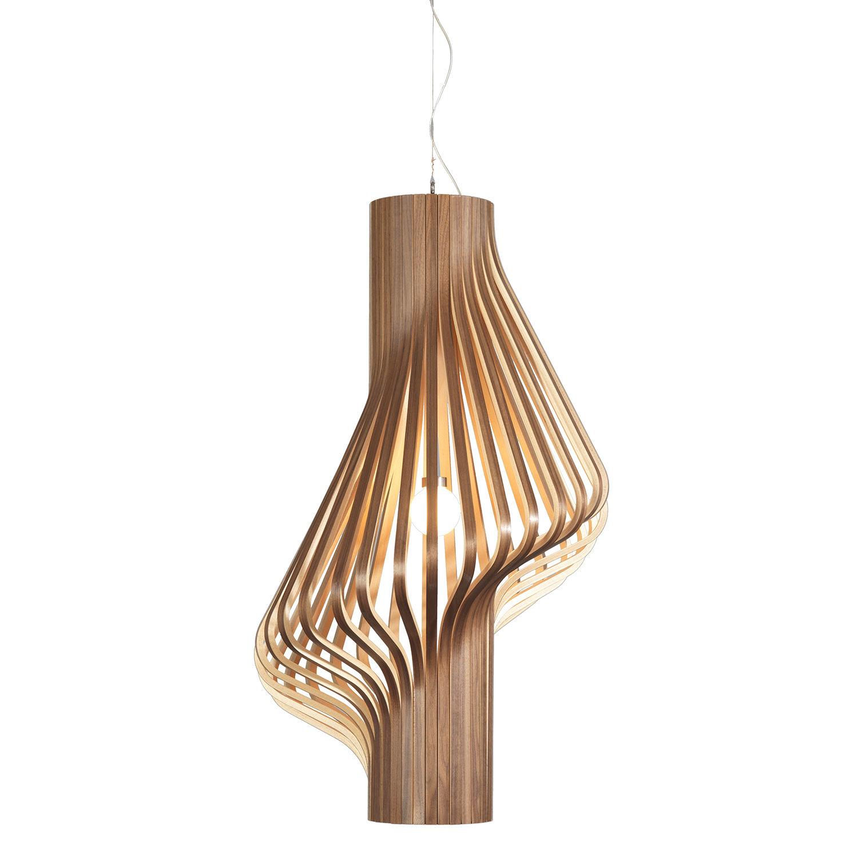 Diva hanglamp Northern walnoot